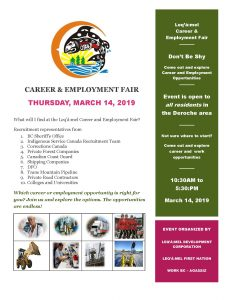 Leq'a:mel Career & Employment Fair @ Leq'a:mel First Nation